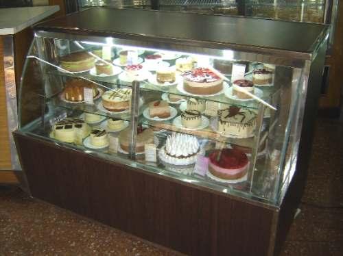 Heladeras exhibidoras para tortas
